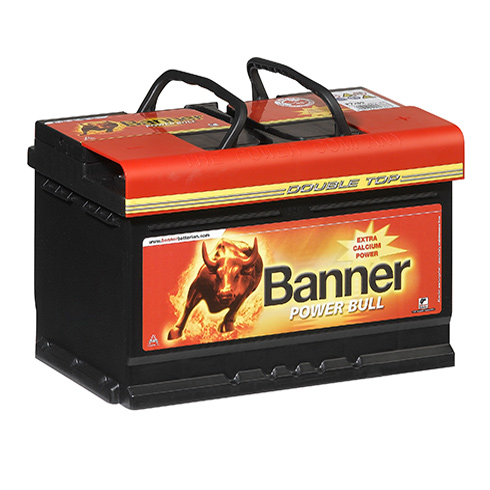 banner power bull autobatterie 12v 72ah p7209 kfz pkw. Black Bedroom Furniture Sets. Home Design Ideas