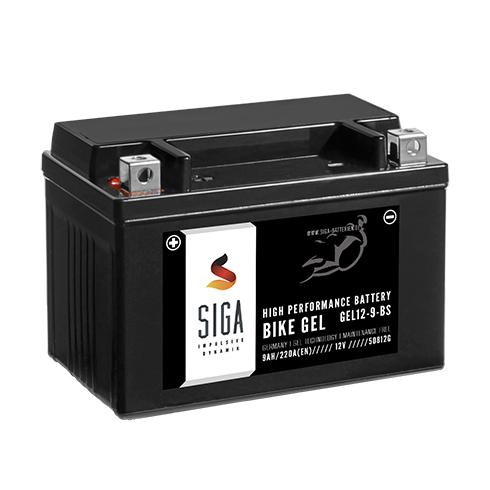 bike gel roller batterie ytx9 bs 9ah 12v 220a. Black Bedroom Furniture Sets. Home Design Ideas