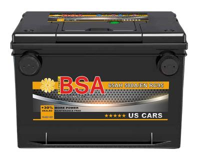 BSA US CAR Autobatterie 65Ah