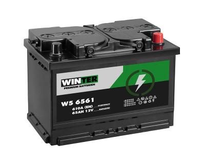 Winter Autobatterie 65Ah 12V