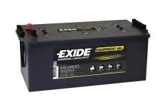 Exide Equipment ES2400 210Ah Gel Batterie