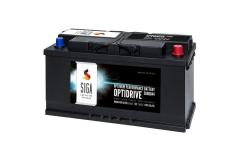 SIGA Autobatterie 100Ah / 850A