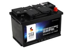 SIGA OPTIGEL Batterie 70Ah 12V