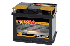 Autobatterie BSA Performance 47Ah