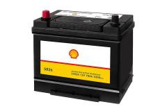 Shell Asia 70Ah Autobatterie 57024