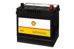 Shell Asia 60Ah Autobatterie 56068