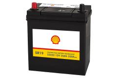 Shell Asia 35Ah Autobatterie 53522
